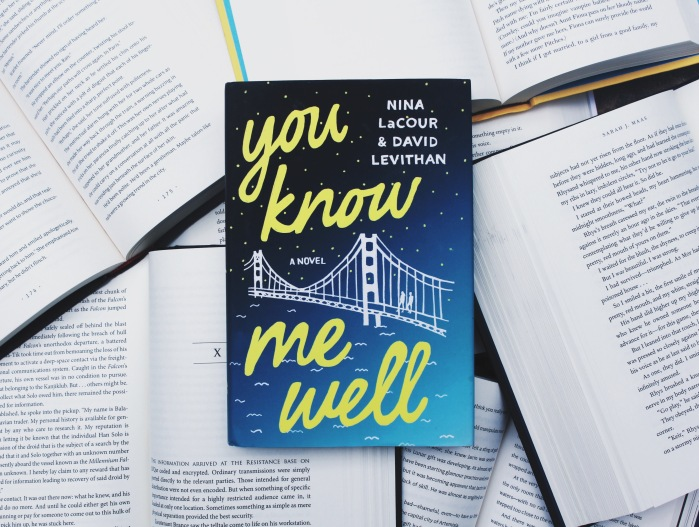 book review ▽ you know me well by nina lacour and david levithan